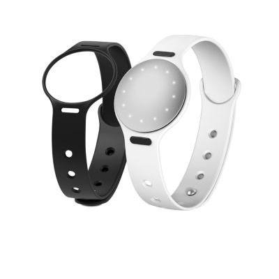 Misfit Shine 2 MIS4200 Swimmer's Edition - Swim, Fitness and Sleep Tracker - Silver