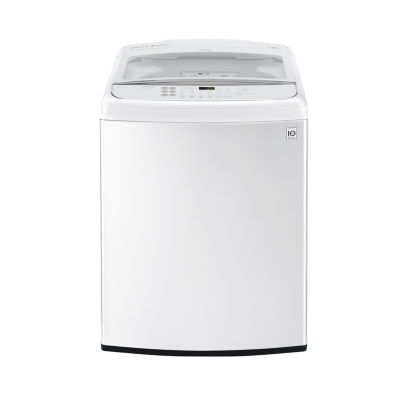 LG ENERGY STAR® 5.0 cu.ft. Capacity Top-Load Washer