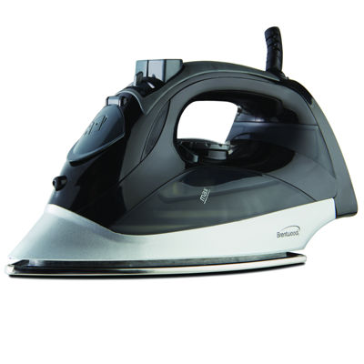 Brentwood Steam Iron With Auto Shut-OFF