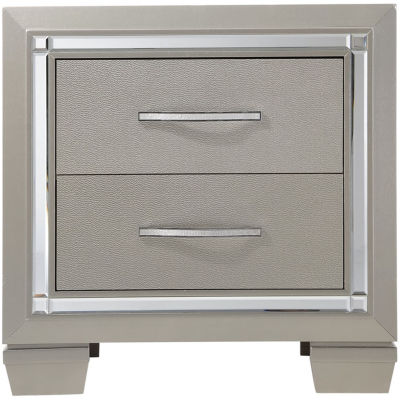 Elegance 2 - Drawer Nightstand