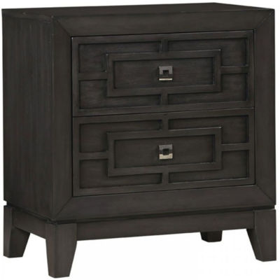 Wright 2-Drawer Nightstand