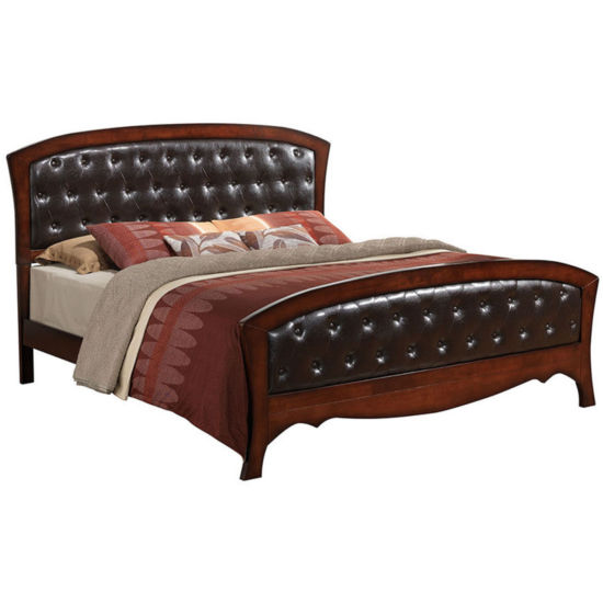Fairmount Tufted Panel Bed
