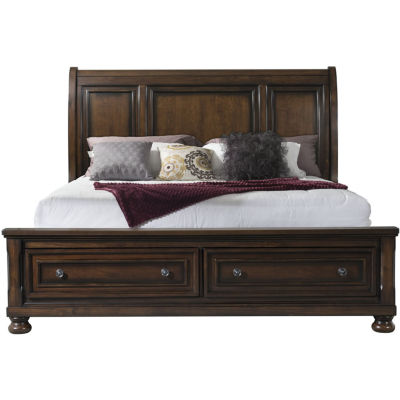 Nassau Traditional Storage Bed