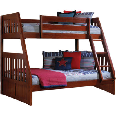Stanford Twin-Over-Full Bunk Bed