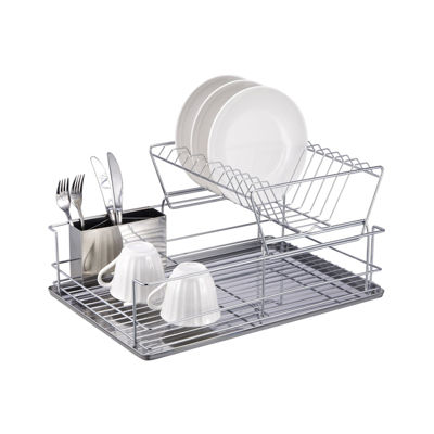 "Better Chef 4 Piece 18.5"" Dish Drying Rack Set"