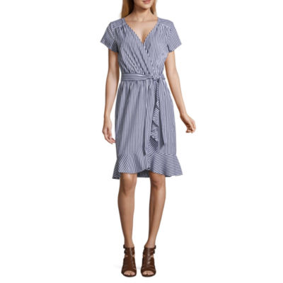 Alyx Short Sleeve Shirt Dress