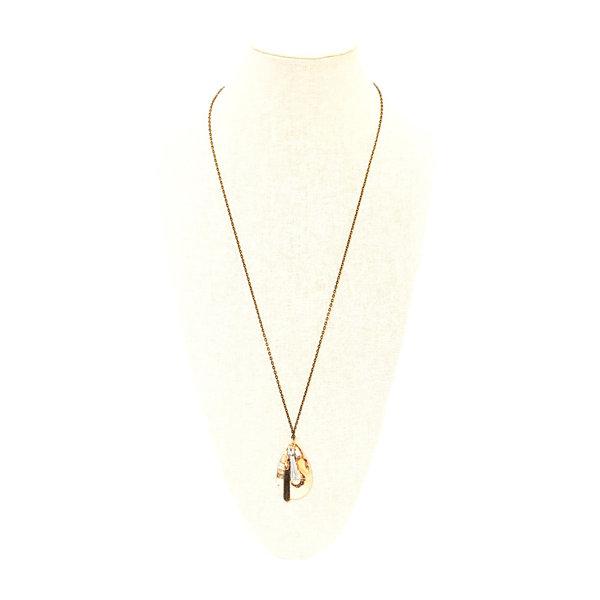 A.n.a Womens Pendant Necklace DCzNasT6L