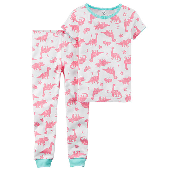 Carter's Girls 2-pc. Pajama Set Preschool