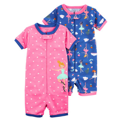 Carter's 2-pack Pajama Set Girls