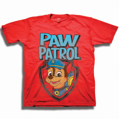 Paw Patrol Graphic T-Shirt-Toddler Boys