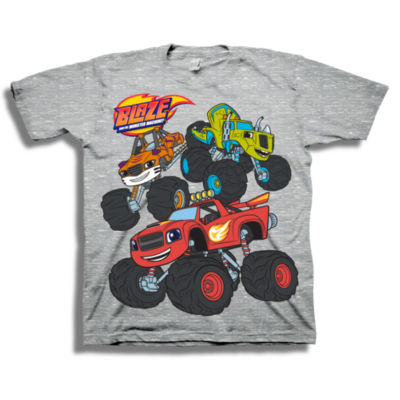 Blaze And The Monster Machines Graphic T-Shirt-Toddler Boys