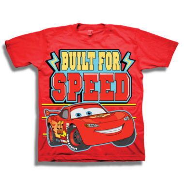 Cars Graphic T-Shirt-Toddler Boys