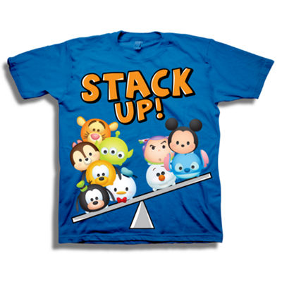 Tsum Tsum Graphic T-Shirt-Toddler Boys