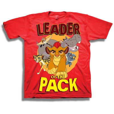 Lion Guard Graphic T-Shirt-Toddler Boys