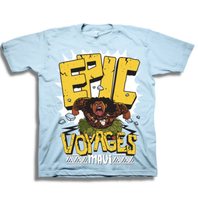 Moana Graphic T-Shirt-Toddler Boys