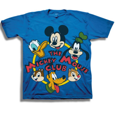 Mickey Mouse Graphic T-Shirt-Toddler Boys