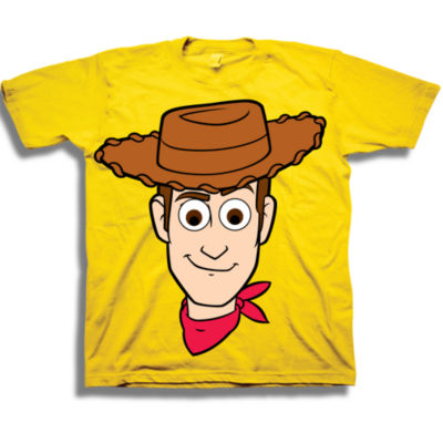 Toy Story Graphic T-Shirt-Toddler Boys