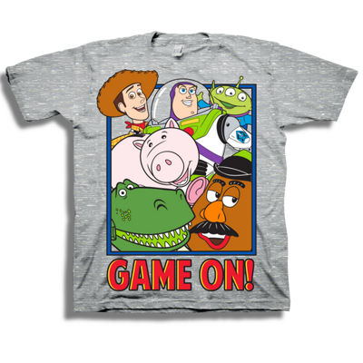 Toddler Boys Graphic Tees Toy Story Graphic T-Shirt-Toddler Boys