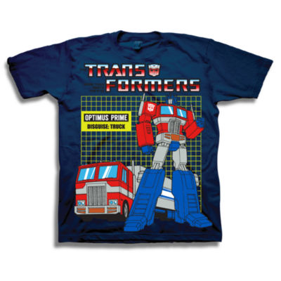 Transformers Graphic T-Shirt-Toddler Boys