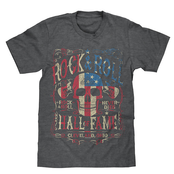 Rock and Roll Hall of Fame Graphic Tee