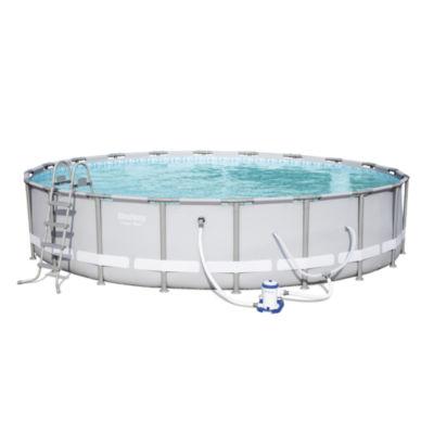 Bestway - Power Steel Pool Set