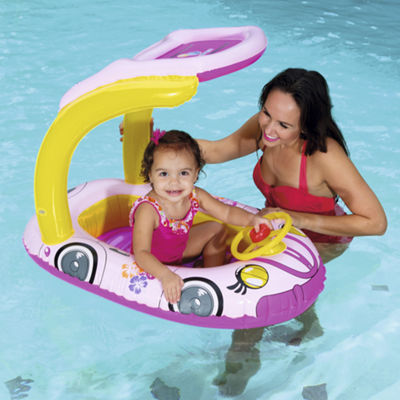 Bestway - H2OGO!UV Careful Kiddie Car Float