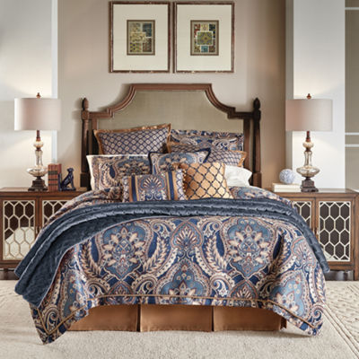 Croscill Classics Aurelio 4-pc. Comforter Set & Accessories