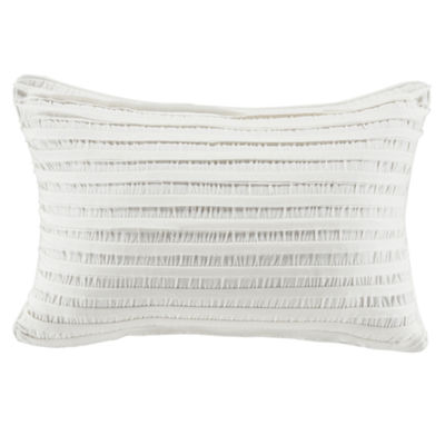 Croscill Classics Willa 9x13 Boudoir Throw Pillow
