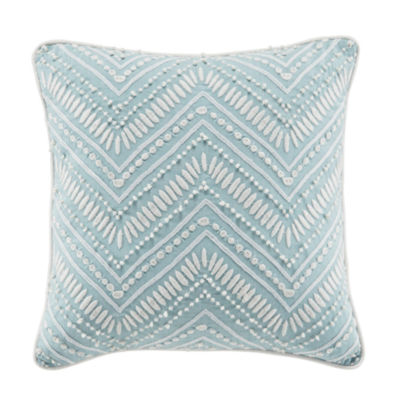 Croscill Classics Willa 16x16 Square Throw Pillow