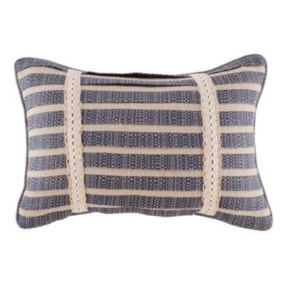 Croscill Classics Kayden 19x13 Boudoir Throw Pillow