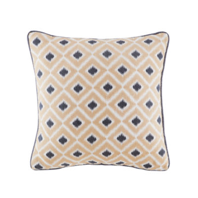 Croscill Classics Kayden 16x16 Square Throw Pillow