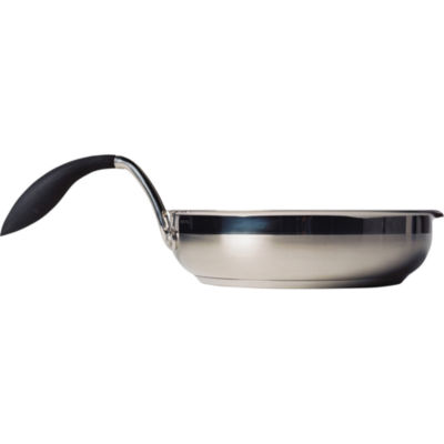 """""""Eazigrip 9.5"""""""" Stainless Steel Non Stick Fry Pan With Ergonomic Handle"""""""