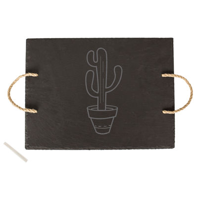Cathy's Concepts Cactus Tray Serving Tray