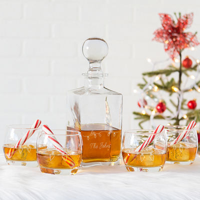 Cathy's Concepts 5-pc. Decanter Set