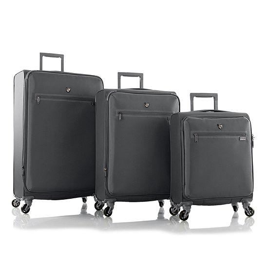 Heys Xero Elite 3 Pc Luggage Set