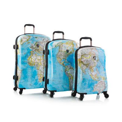 Heys Journey 2g 3-pc. Hardside Luggage Set