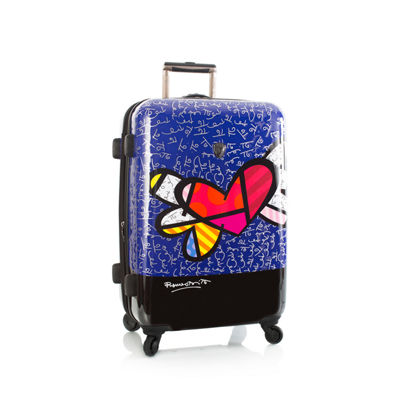 Heys Britto Hearts Wings 3-pc. Hardside Luggage Set