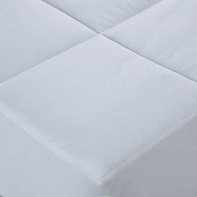 Cottonloft® Non-Overheating Cotton-Filled Mattress Pad