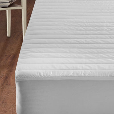 Cotton Basics Just Cotton Cotton-Filled Mattress Pad