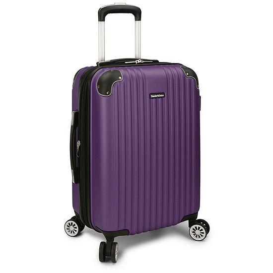 Travelers Choice Charvi 3-pc. Hardside Luggage Set