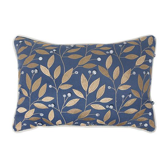 Croscill Classics Janine Rectangular Throw Pillow