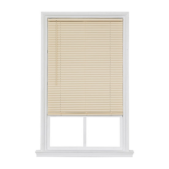 "JCPenney Home Duplex 1"" Cut-to-Width Room Darkening Cordless Mini Blinds"