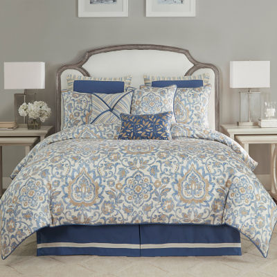 Croscill Classics Janine 4-pc. Heavyweight Comforter Set