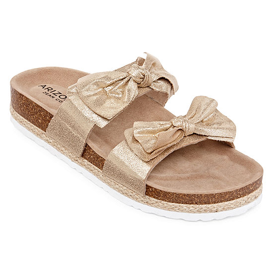 Arizona Zizi Womens Footbed Sandals