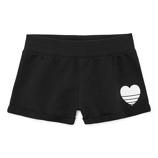 Xersion Toddler Girls Pull-On Short