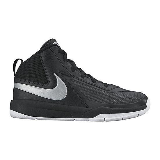 0d3e201e7b88 Nike Team Hustle D 7 Basket Ball Athletic Shoes