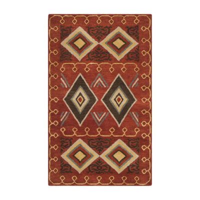 Safavieh Heritage Collection Ruth Geometric Area Rug