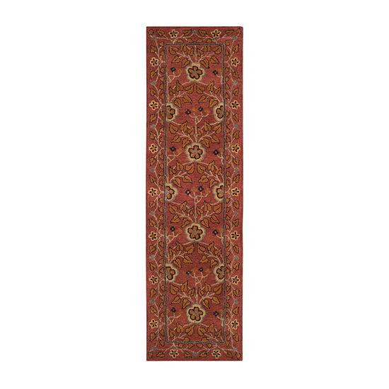 Safavieh Heritage Collection Summer Oriental Runner Rug