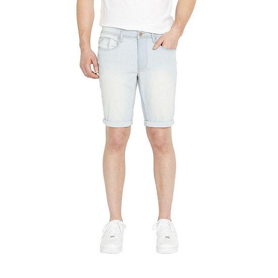 i jeans by Buffalo Mens Stretch Denim Short