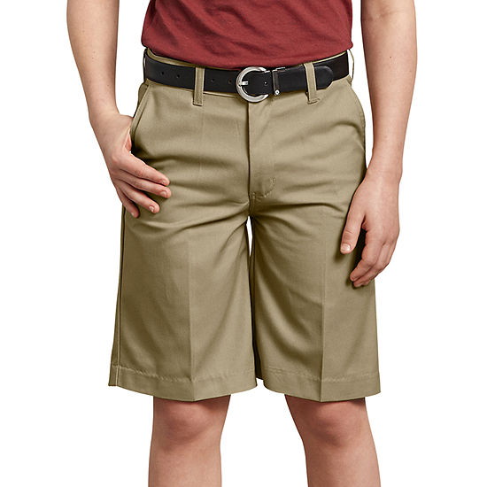 Dickies Big Boys Adjustable Waist Chino Short